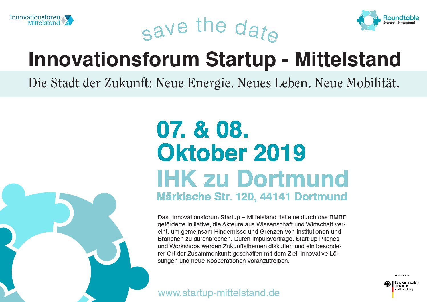Innovationsforum Startup-Mittelstand