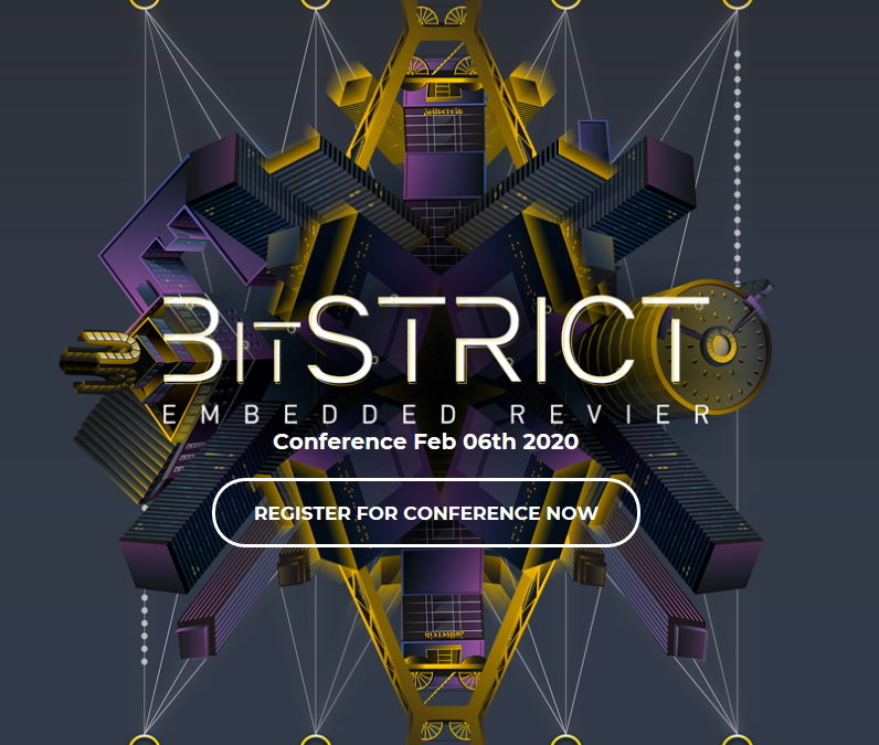 BitSTRICT Conference 2020