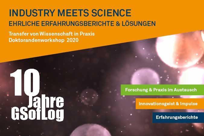 Einladung: Industry meets Science Workshop 2020