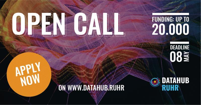 Start-ups aufgepasst! Aufruf zum Data Hub Ruhr