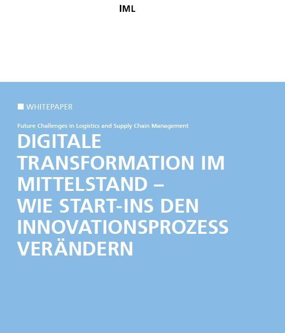 Neues Whitepaper:  Mit Start-ins gelingt die Digitalisierung