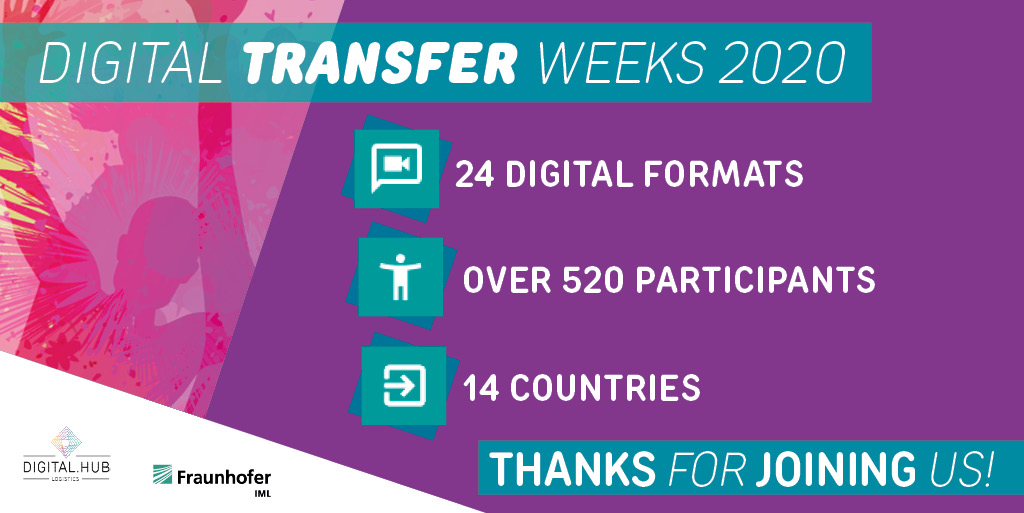 Digital Transfer Weeks gingen erfolgreich zu Ende