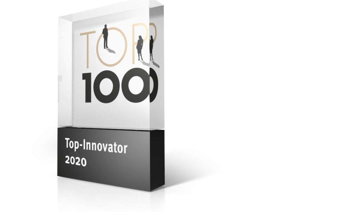 Top 100: Hub Start-in räumt weiteren Preis ab