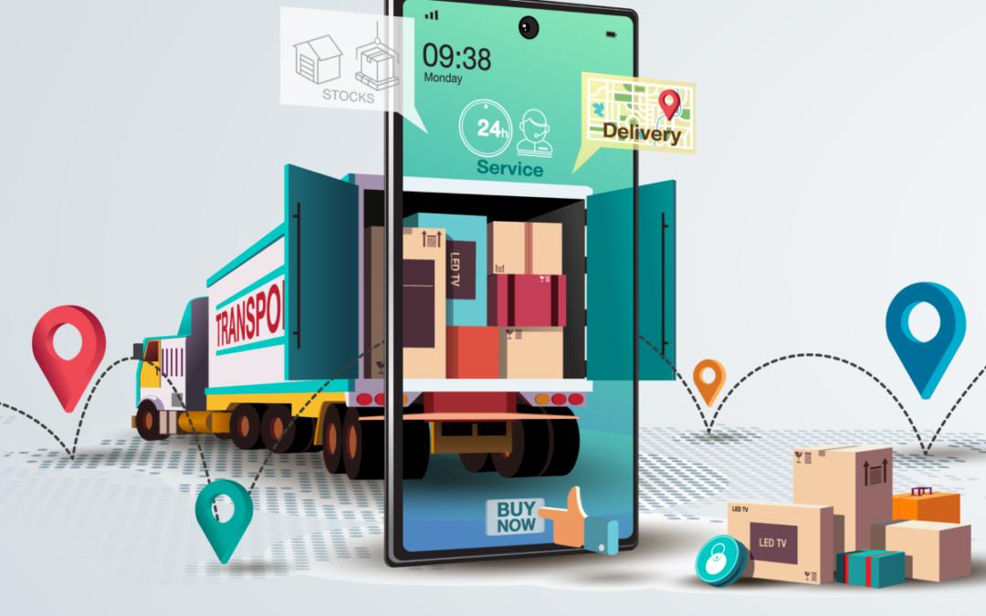 Vom Paket bis zum Container