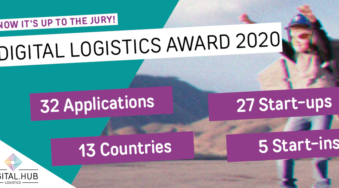 Digital Logistics Award 2020 geht ins Finale