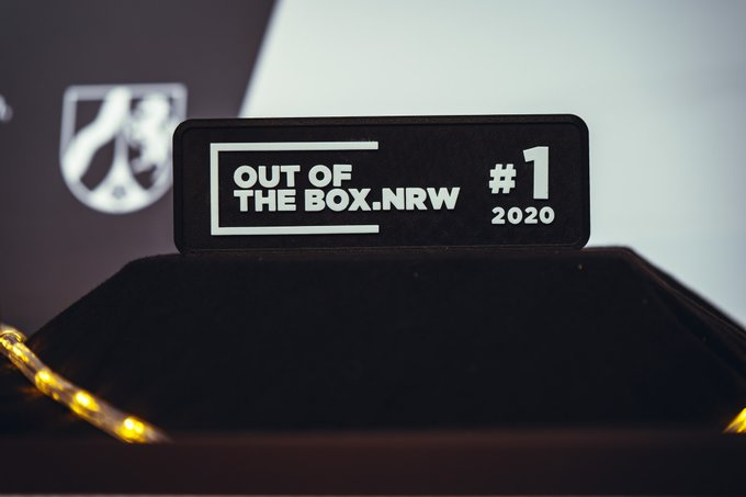 OUT OF THE BOX Award