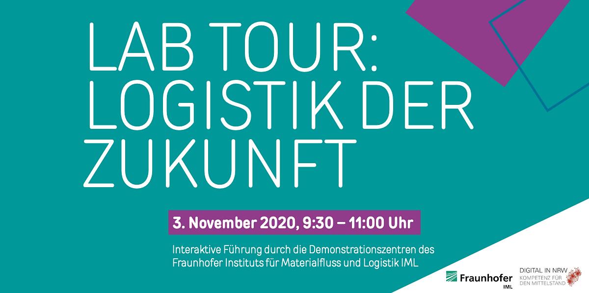 Lab-Tour: Logistik der Zukunft