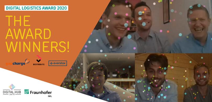 Reif für die Silicon Economy: Das sind die  Gewinner des Digital Logistics Award 2020
