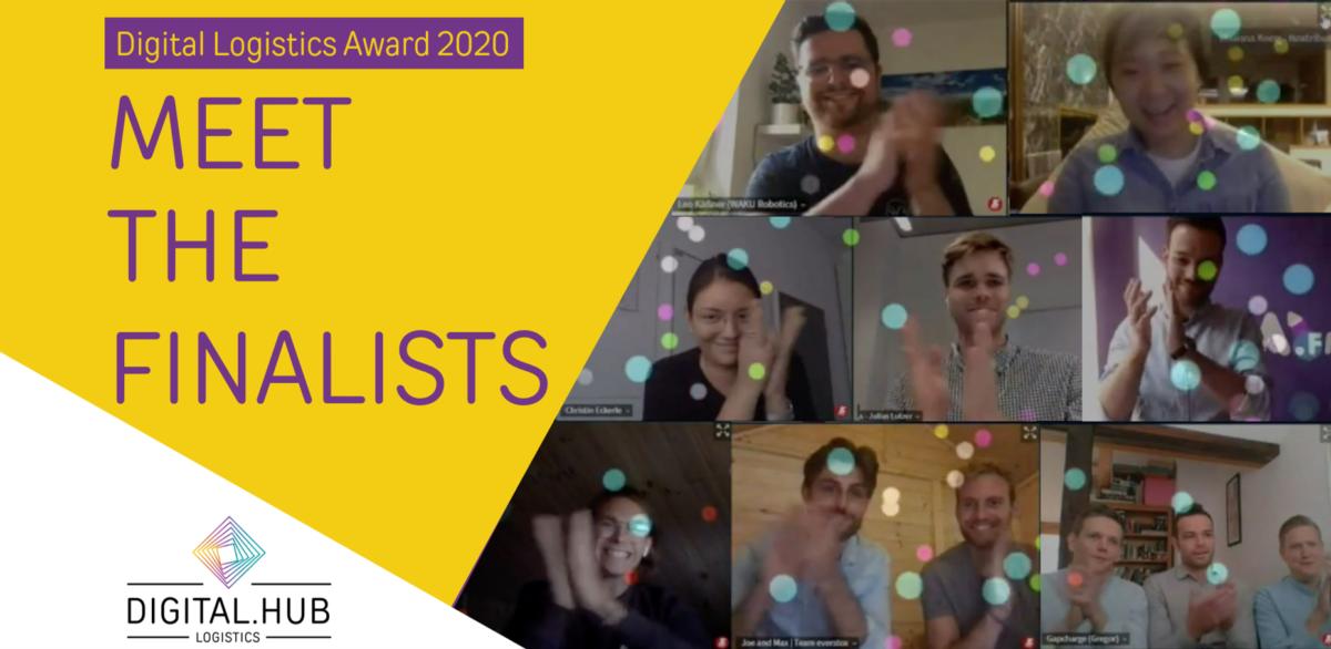 Meet the Finalists of the Digital Logistics Award 2020 #2