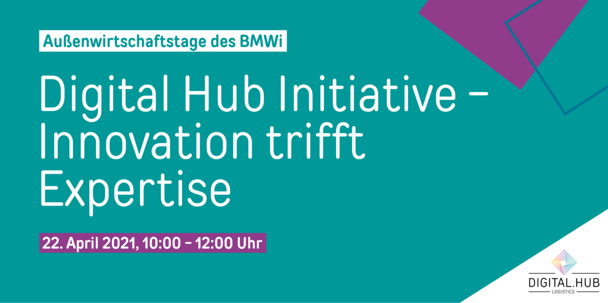 Digital Hub Initiative - Innovation trifft Expertise