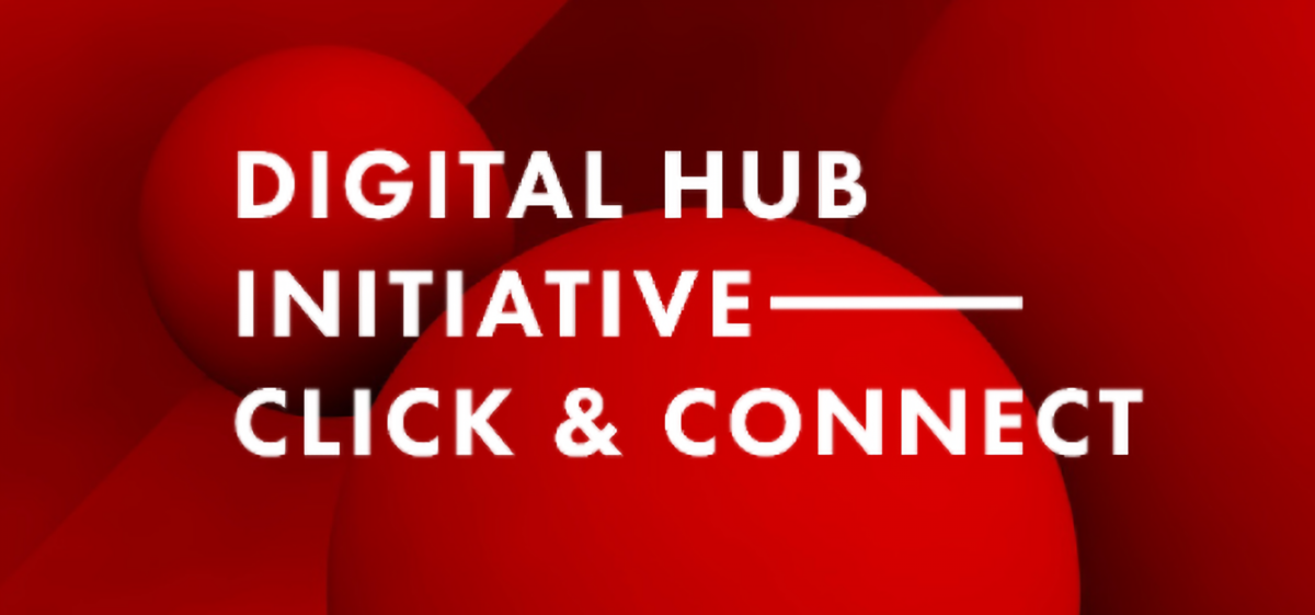 de:hub Click & Connect