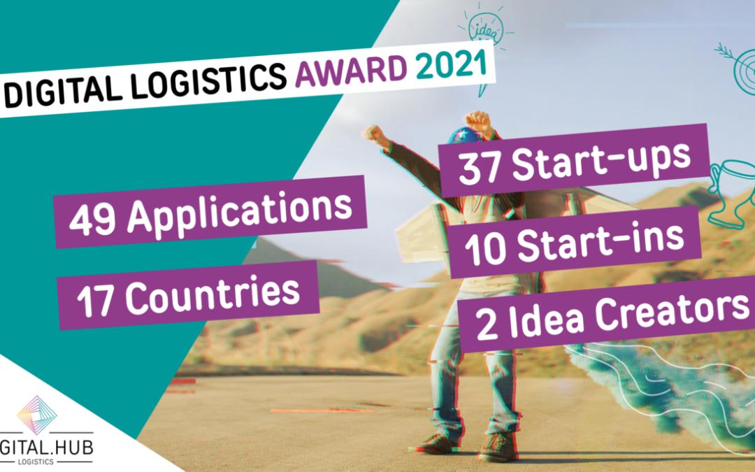 Der Digital Logistics Award 2021 steuert auf großes Finale zu
